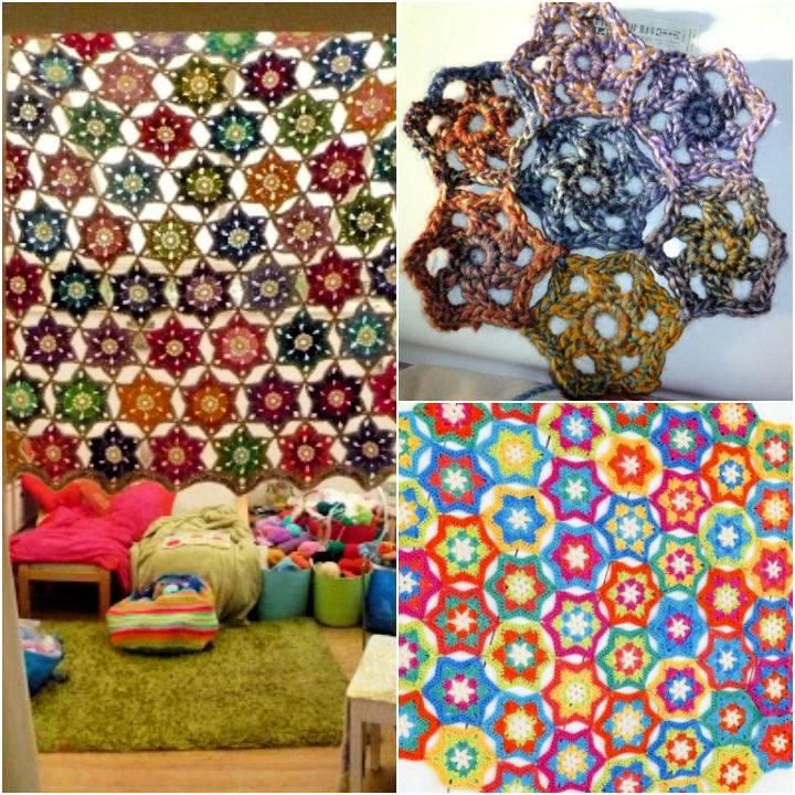 Crochet Styecraft Star Pattern