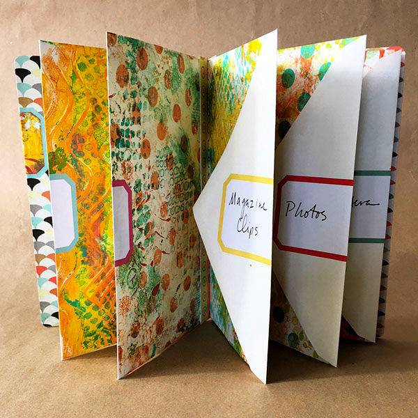 DIY Envelope Journal Envelope