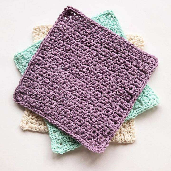Easy Single Crochet Pattern