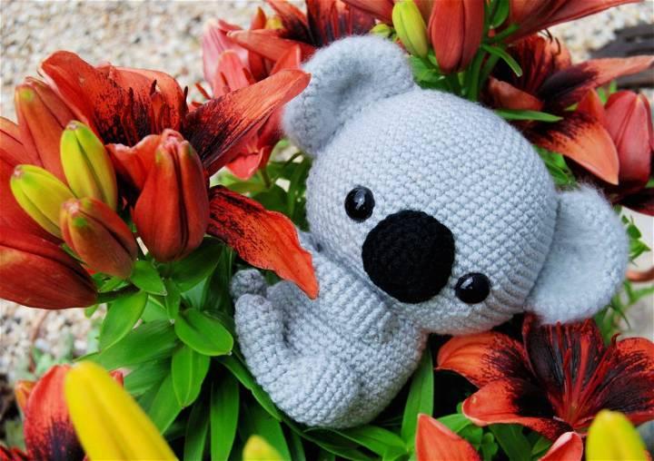 Free Crochet Koala Amigurumi Patterns