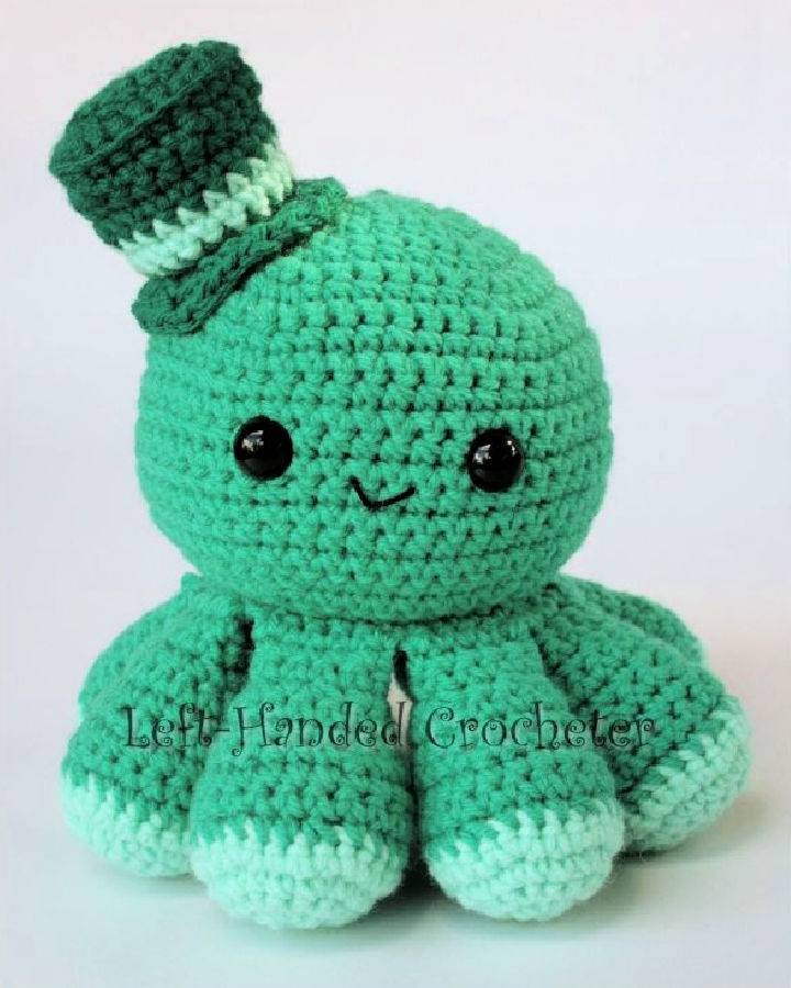 How to Crochet Octopus Frenzy