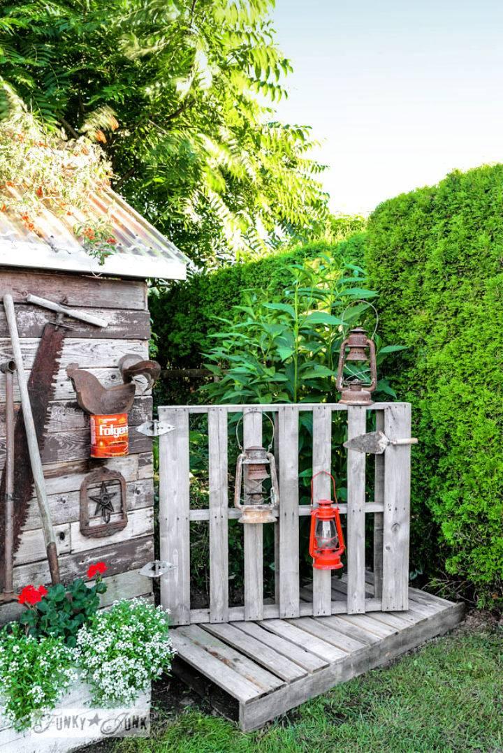 Pallet Gate and Boardwalk 1 1