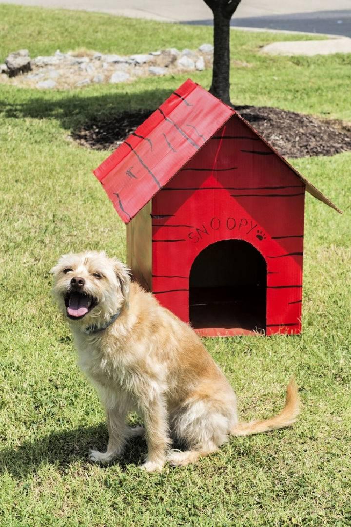 Snoopy Dog House