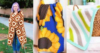 corner to corner blanket pattern