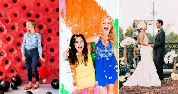 25 easy diy photo backdrop ideas for photography