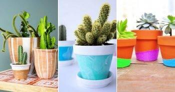 25 unique clay pot crafts