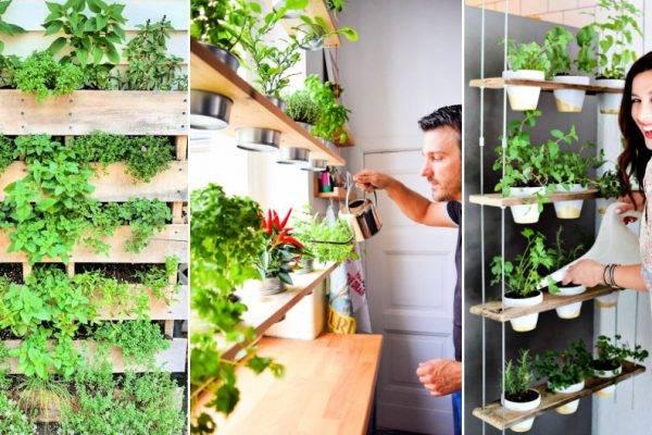 70 inexpensive diy herb garden ideas for indoor and outdoor