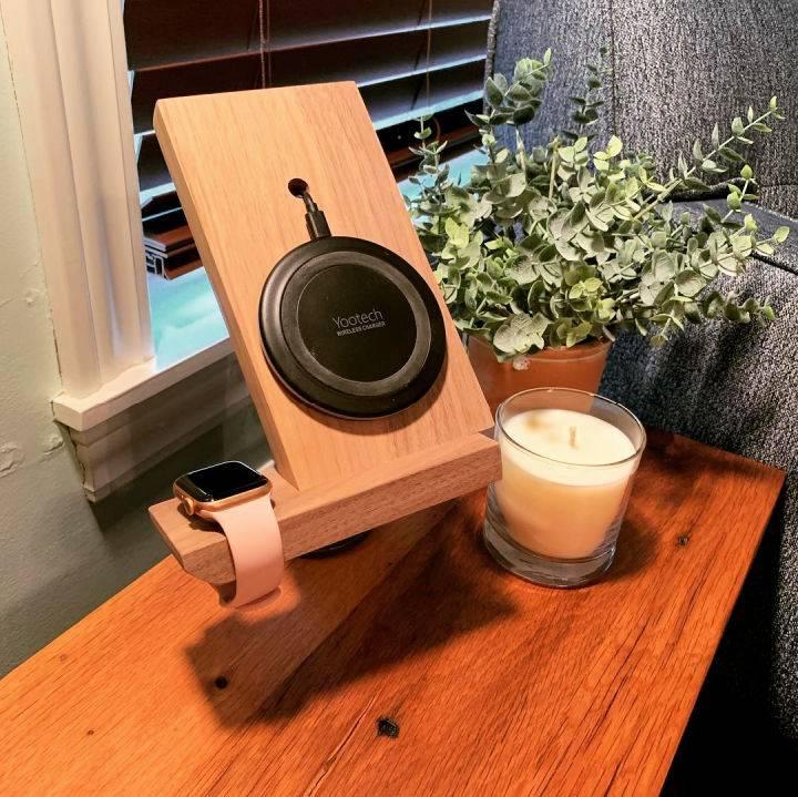 DIY charging stations