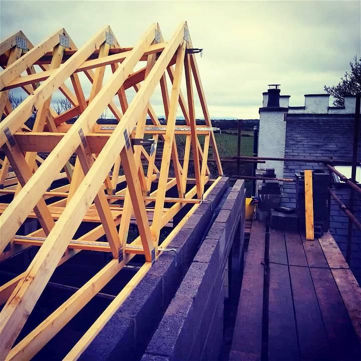 building trusses