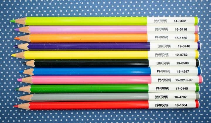 Colored Pencils Types