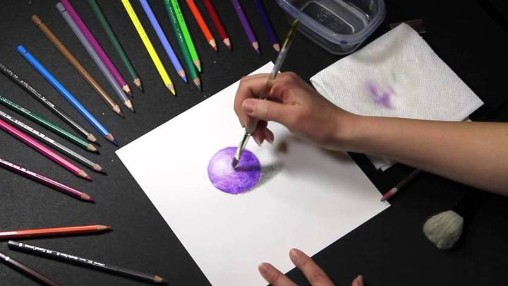 Colored Pencils Uses