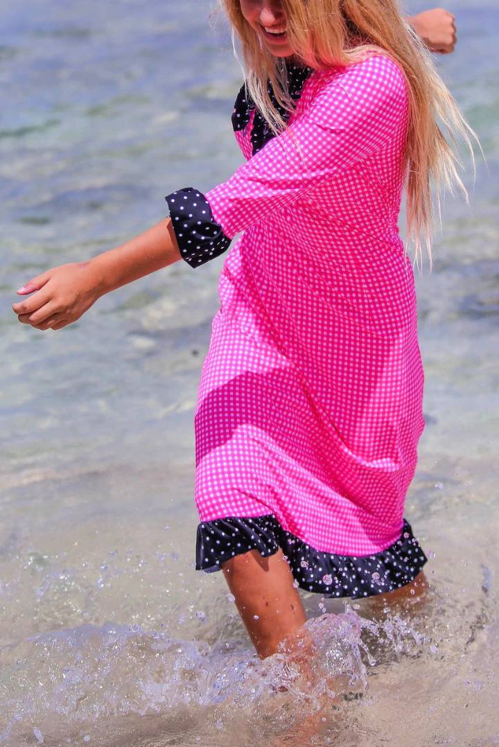 ways to reuse your old swimsuits