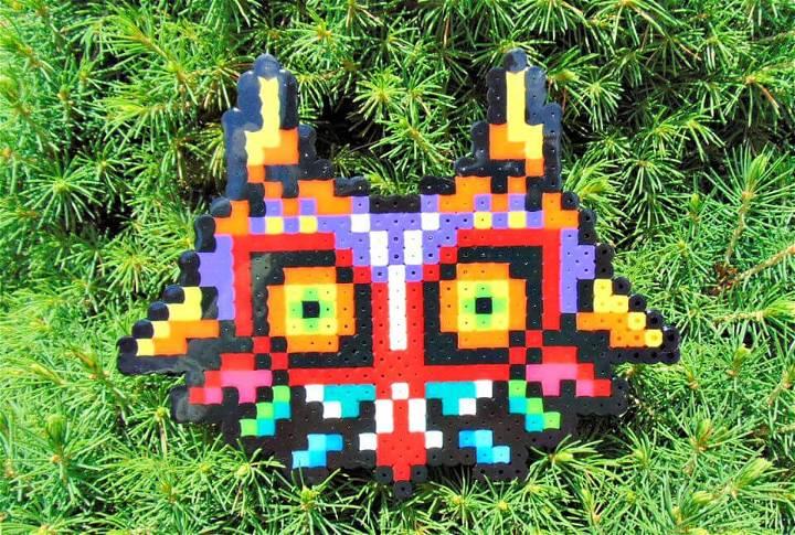 Artkal Bead Majoras Mask from Legend of Zelda