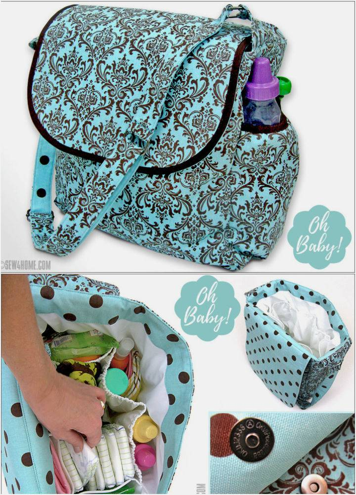 Beautiful Diaper Bag Pattern
