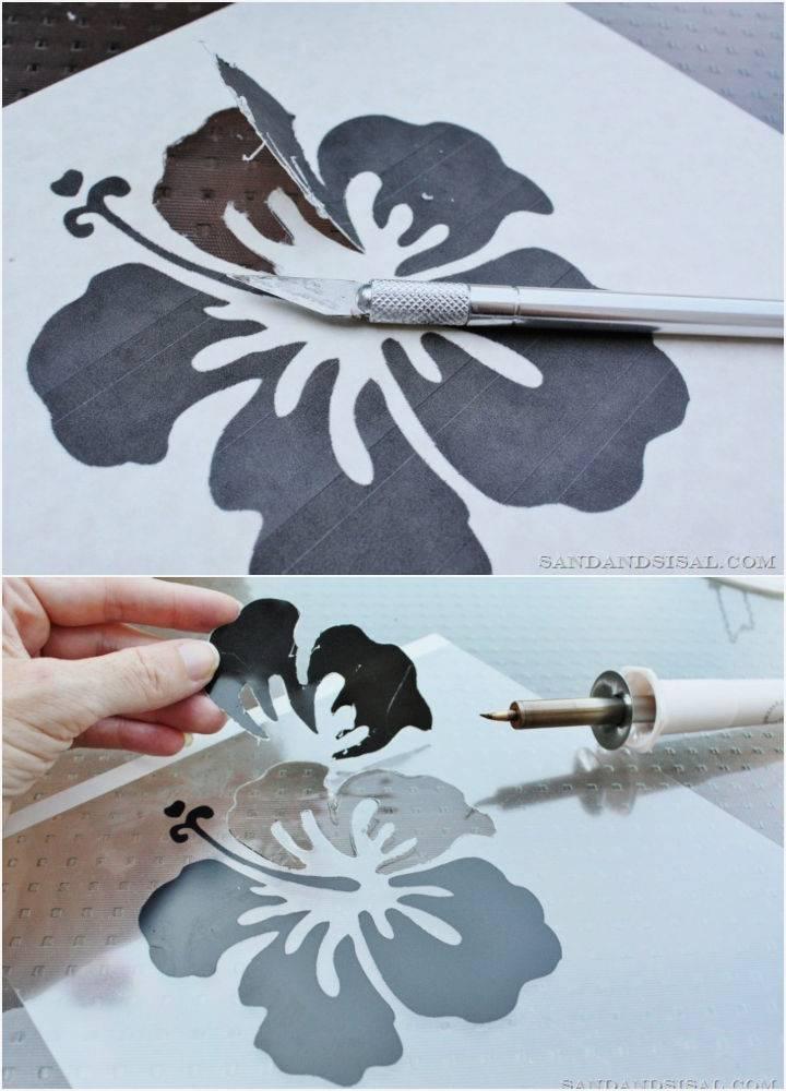 Best Way To Make A Stencil