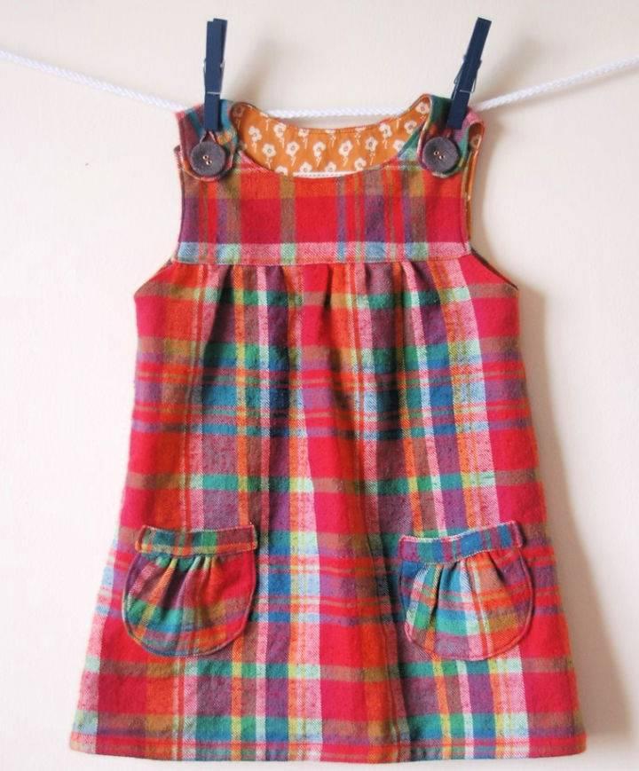 Classic Jumper Sewing Pattern