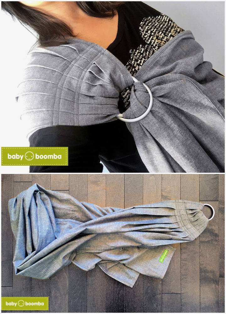DIY Baby Sling