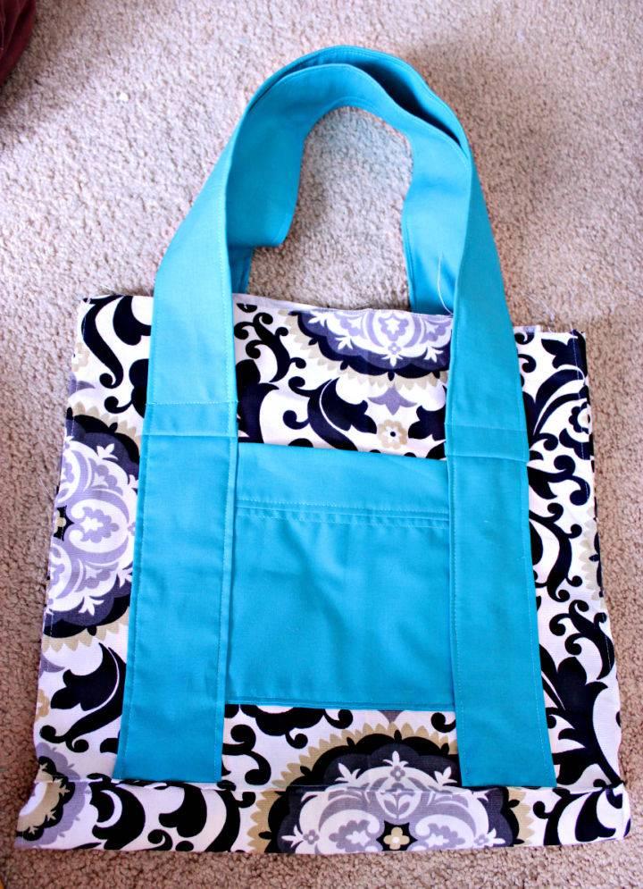 DIY Diaper Bag Baby Change Bag