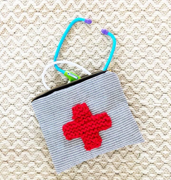 DIY Doctor Bag For Kids