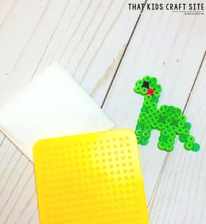 Dinosaur Perler Bead forKids