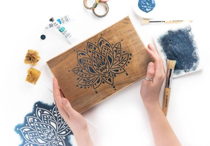 How To Stencil Like A Pro A Beginners Guide