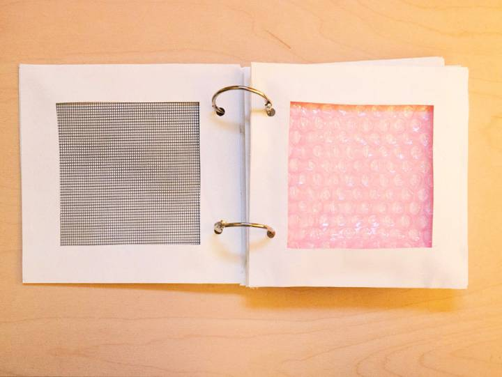How to Make A Touch Book For Baby