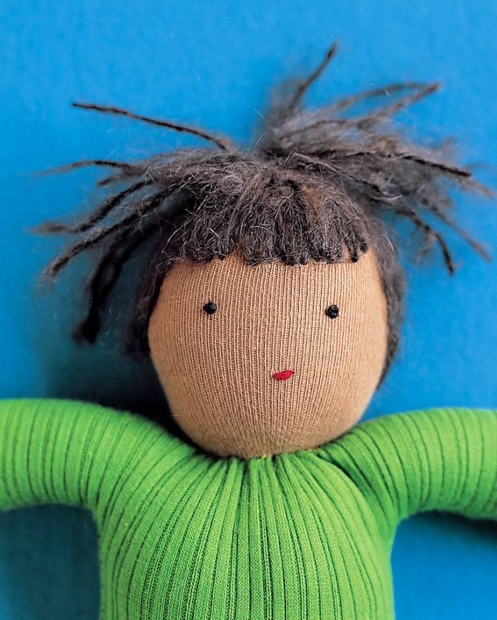 How to Make Handmade Dolls