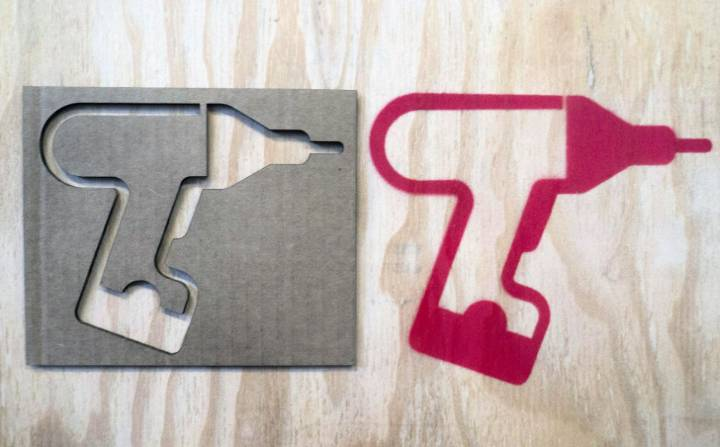 How to Make a Stencil from Vector Art