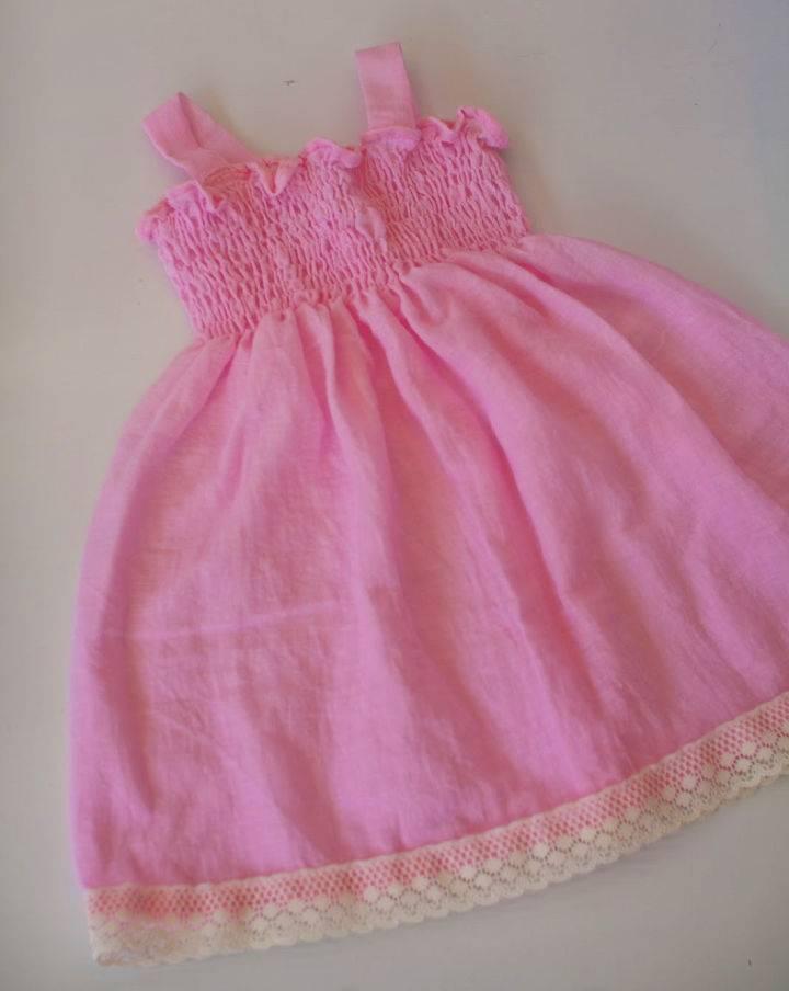 Little Summer Baby Dresses
