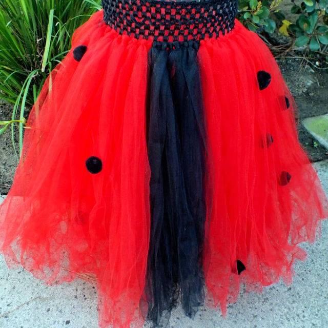 Making A Ladybug Costume