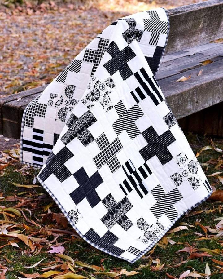 Proof Positive Quilt Pattern