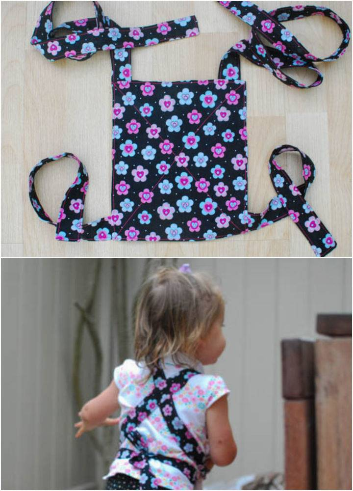 Sew A Simple Baby Doll Carrier