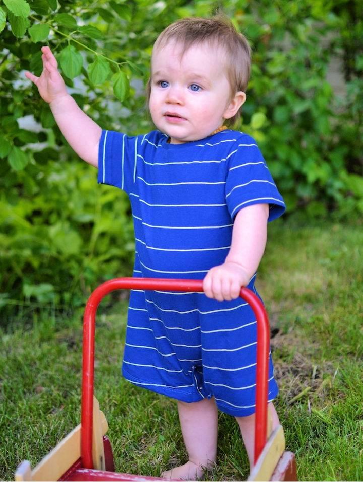 Simply Summer Infant Romper