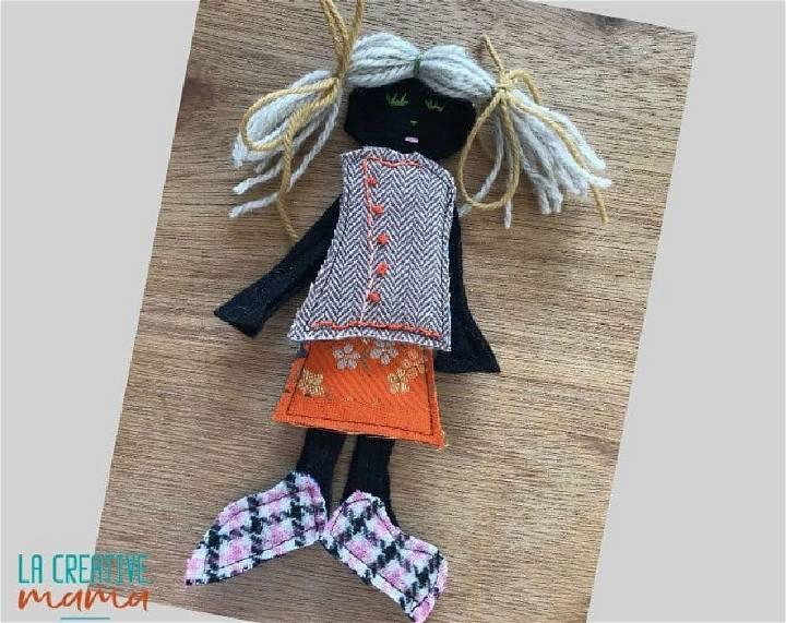 Soft Doll Sewing Pattern