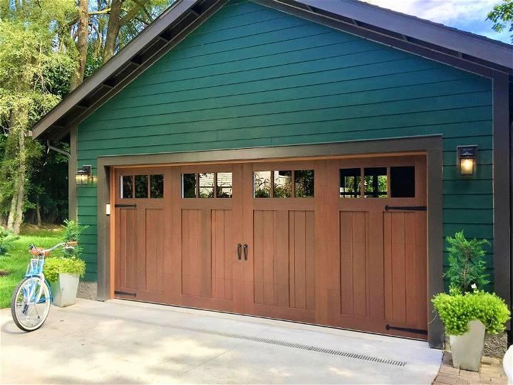 5 Considerations Before Buying A Garage Door
