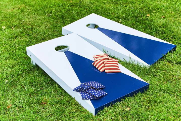 Build Your Own Cornhole Boards