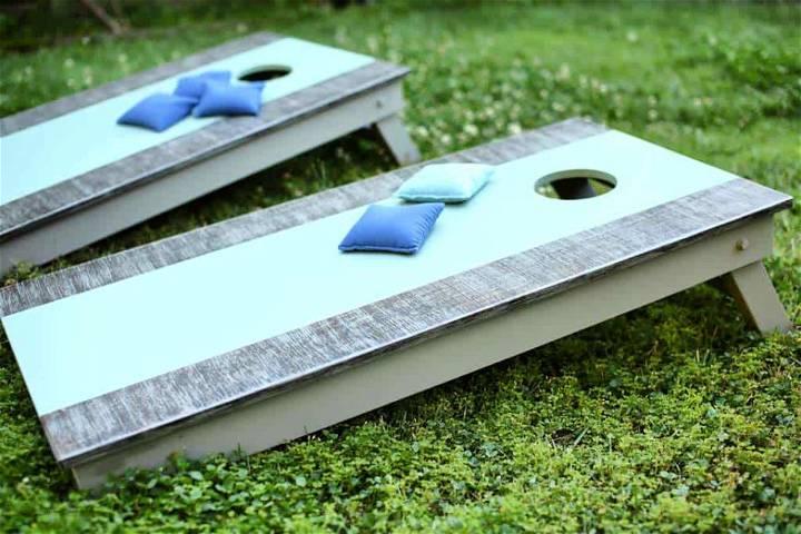 Build a Professional Cornhole Boards