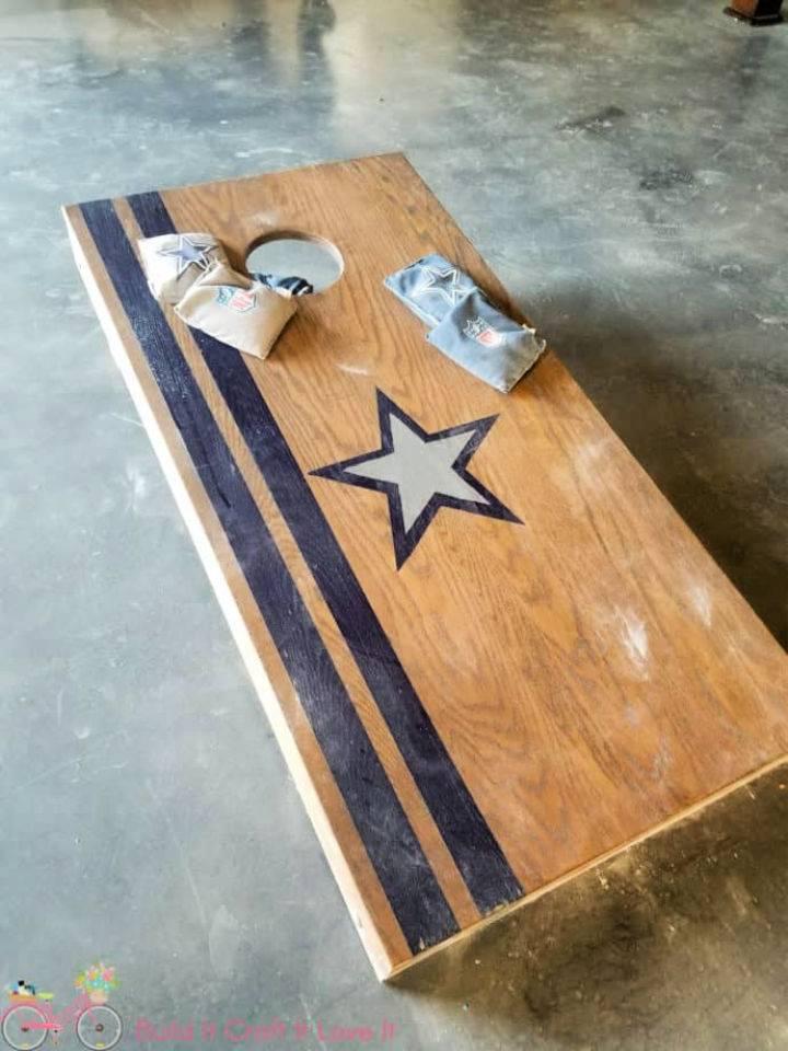 Cornhole Boards without Plywood