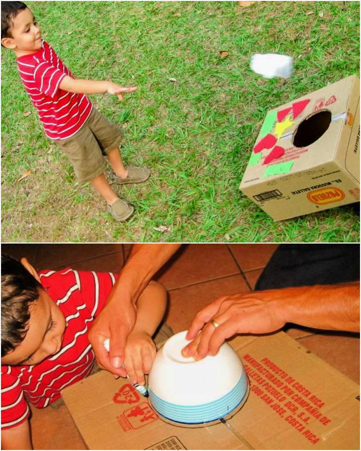 Fun Simple Cornhole Game for Kids to Make