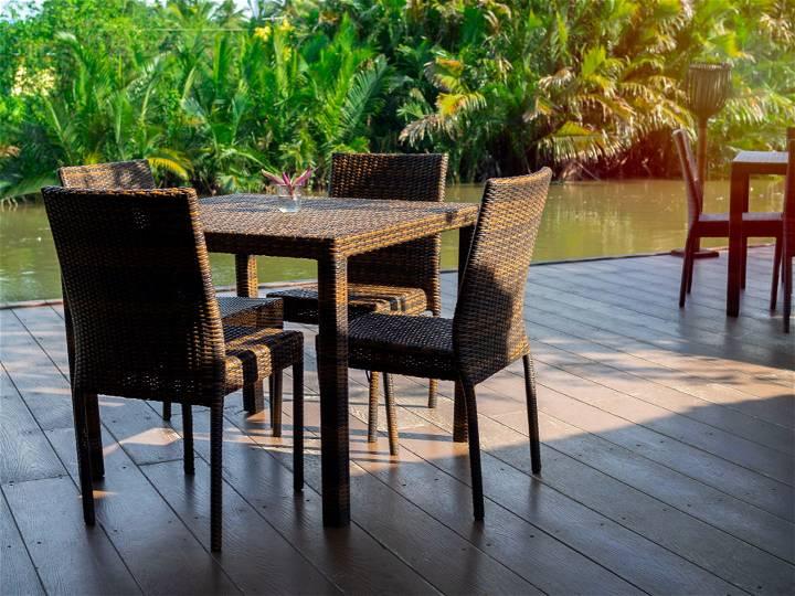 Rattan Garden Furniture Trends