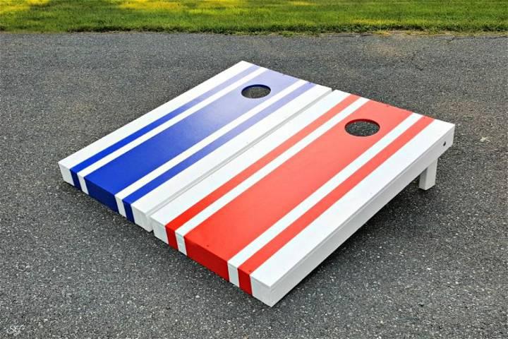 Regulation DIY Cornhole Boards