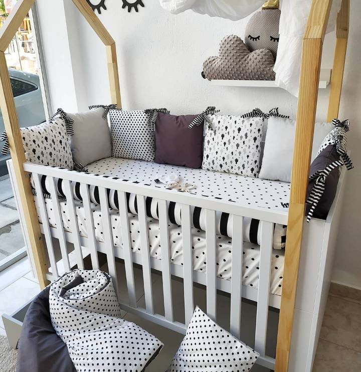 147 Adorable Ideas for Decorating a Babys Nursery