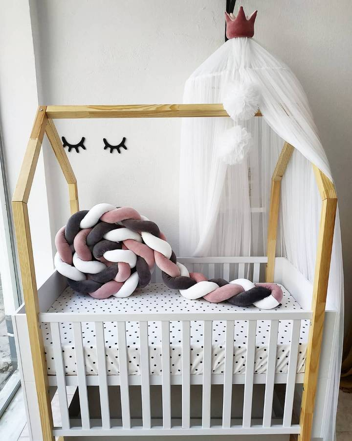 DIY Ideas for Decorating a Babys Nursery