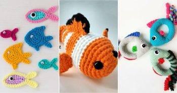 42 Best Free Crochet Fish Patterns