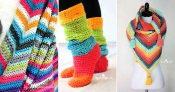 Free Crochet Caron Cakes Yarn Patterns