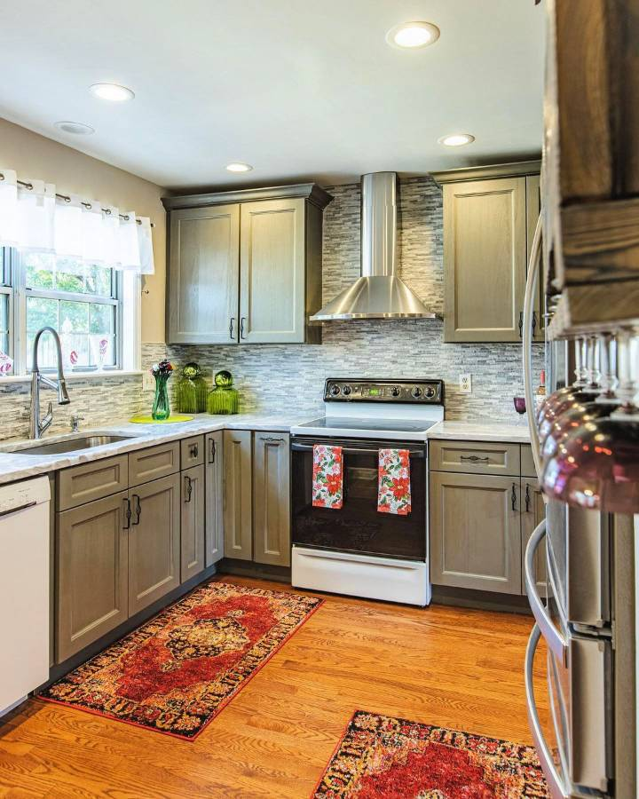 Tips on How to Tile a Countertop with Undermount Sink