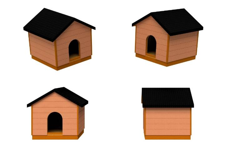 3x3 dog house plans feature image