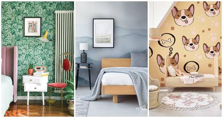 10 Perfect Bedroom Wallpapers Murals That Help You Sleep Better