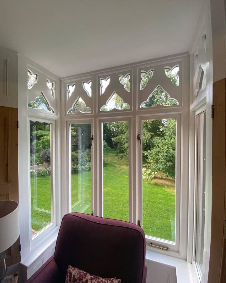 A Guide for Replacement Windows Installation