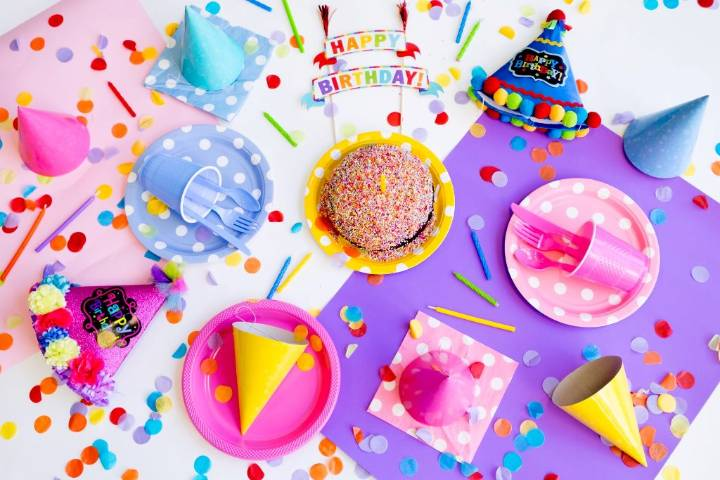 Crafts That You Can Do at a Childs Birthday Party